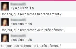 Exemple message d'accroche site de rencontre