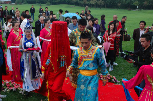 mariage-mongolie