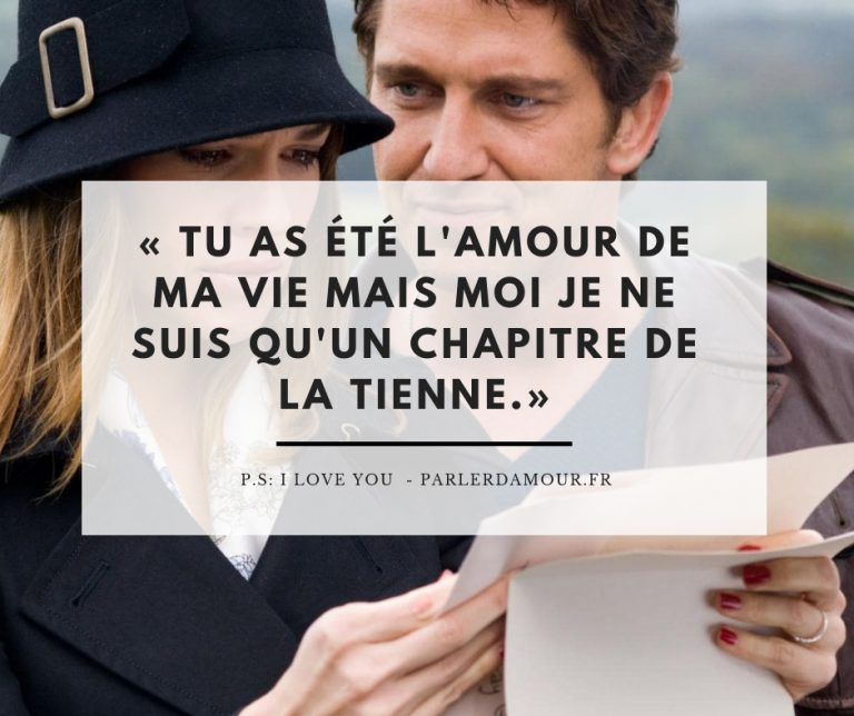 20 citations de films d'amour tristes