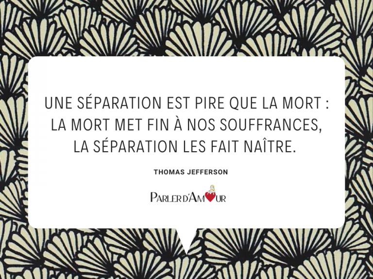 citations sur la rupture amoureuse