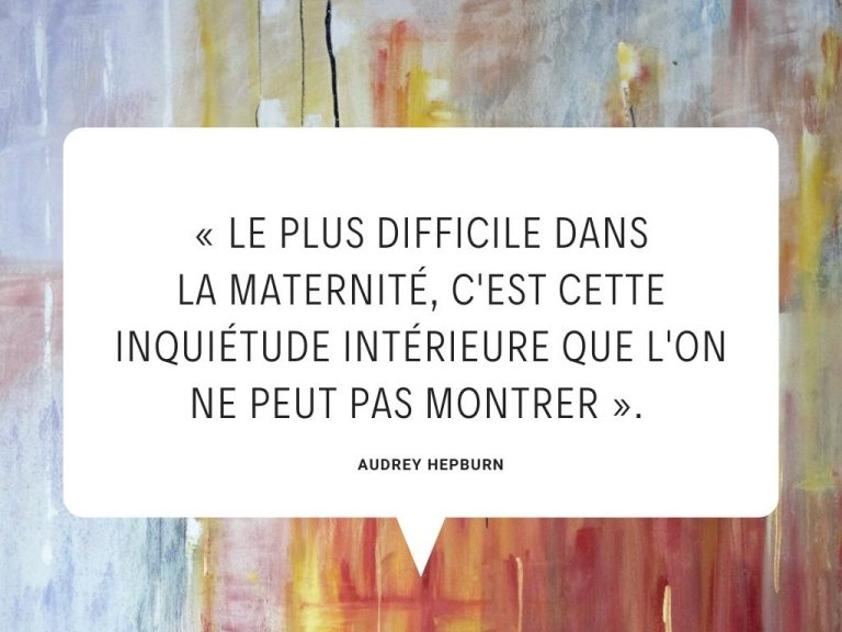 Citations sur l'amour maternel