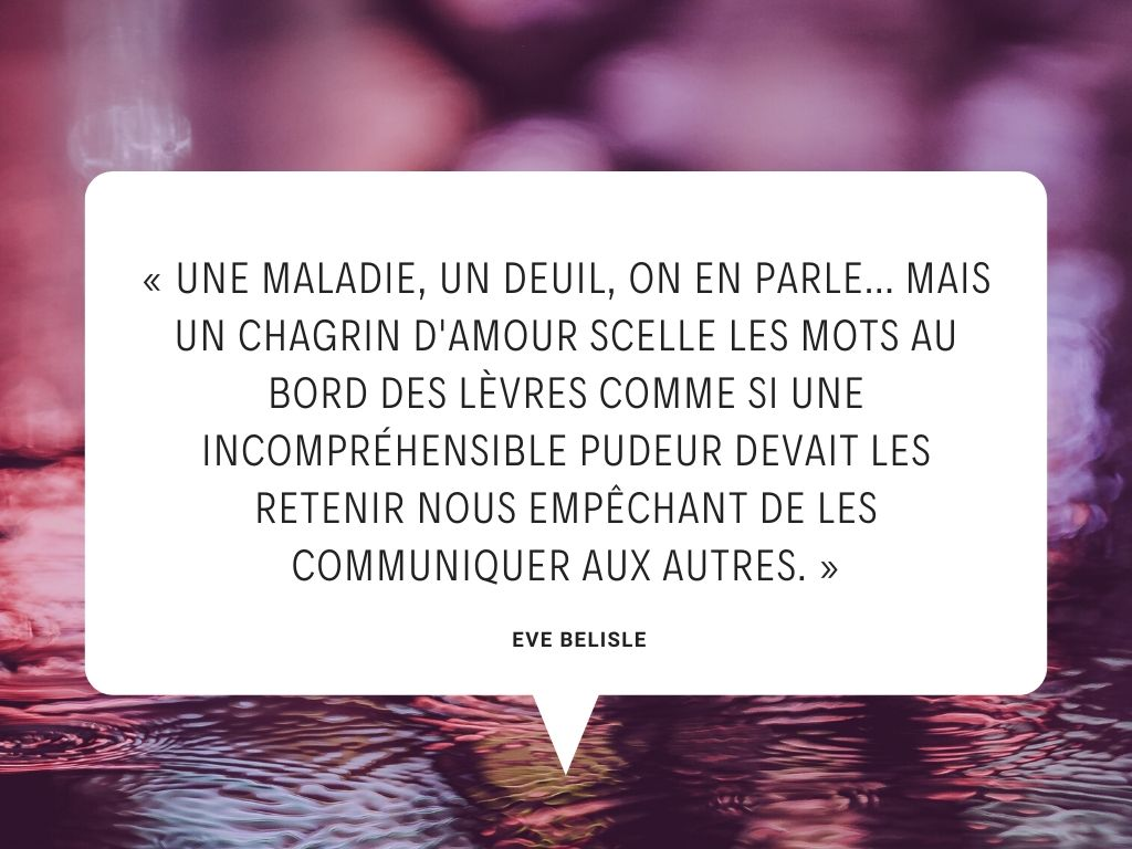 Citations sur l'amour perdu
