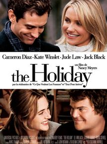 plus beaux films d'amour : the holiday