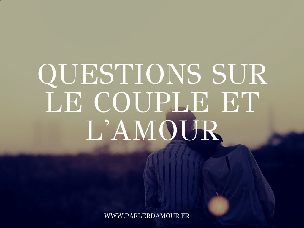 question couple