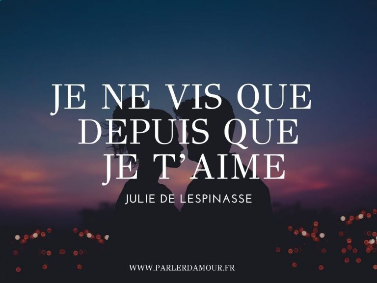 citations d'amour fort